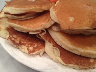 In The Kitchen With Mom Mondays - Copycat McDonald's Pancakes Recipe - NorCal Coupon Gal