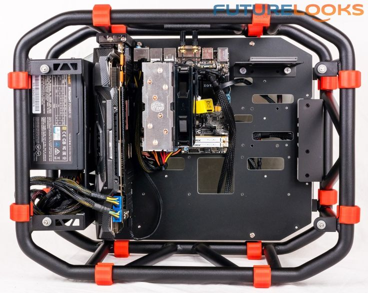 IN WIN D-Frame Mini ITX Computer Enclosure Review - Futurelooks