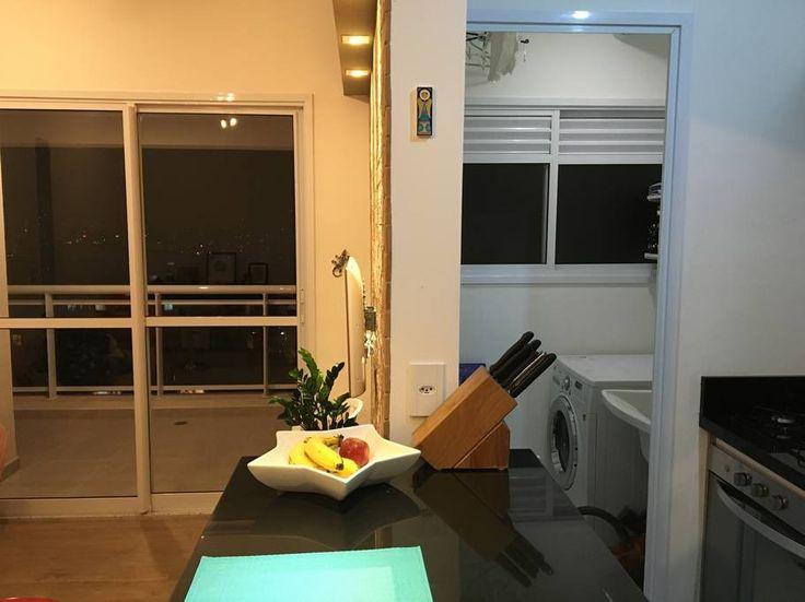 Ganhe uma noite no Apto. novo e aconchegante com ótima localização - Apartamentos para Alugar em São Paulo no Airbnb!