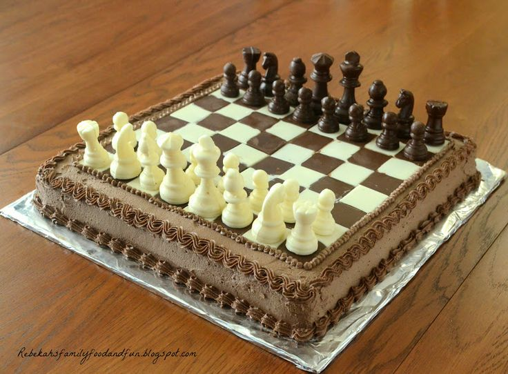 chess cake | Chess Cake - and our Boy turns 9