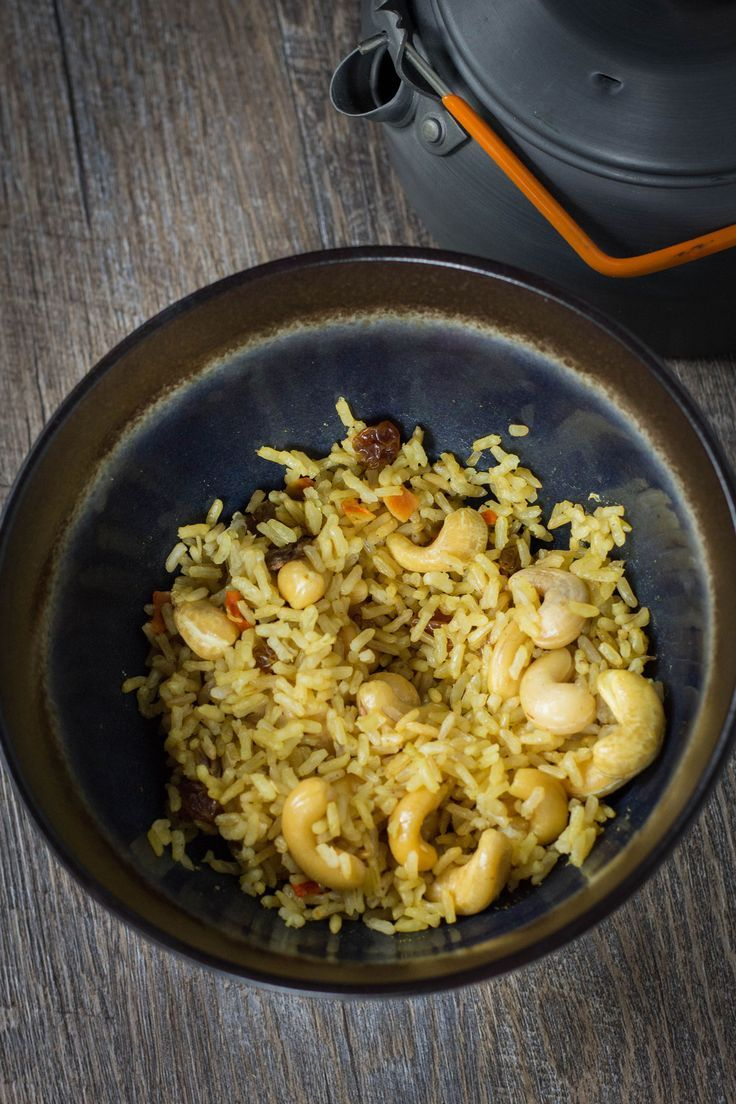 Vegan Backpacking Curry Rice This recipe was intended for backpacking. However, it would also make an easy lunch at work, or weekday dinner. Mix all the ingredients together ahead of time add boiling water to prepare. I like to use the freezer bag cooking method when I'm backpacking. Simply keep the dry mix in a...Read More »