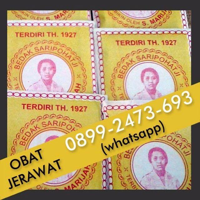 0899-2473-693 (WA) JUAL OBAT JERAWAT ALAMI & TRADISIONAL KE SELURUH INDONESIA  Manfaat Saripohatji bedak jerawat . Membasmi jerawat . Menghilangkan noda bekas jerawat . Menghaluskan kulit wajah . Membasmi komedo