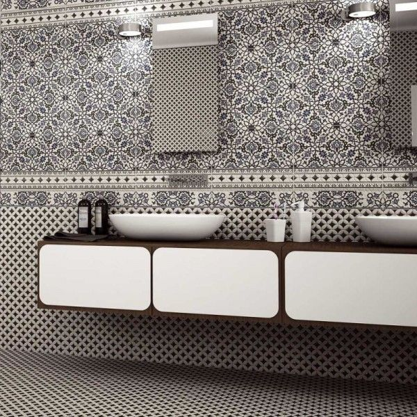 Elegant And Timeless, These Patterned Tiles Rarely Fail To Produce  Eye Catching And Gorgeous