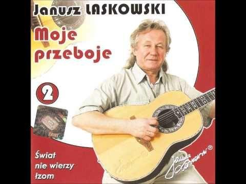 Sł: R. Ulicki, muz: J.L. Laskowski Wykonanie - Janusz Laskowski - Licencja www.laskowskijanusz.pl .... CD - ŚWIAT NIE WIERZY ŁZOM