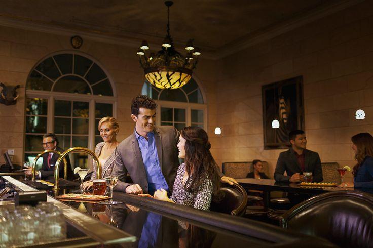 Safari Bar Safari Room Davenport Hotel Safari