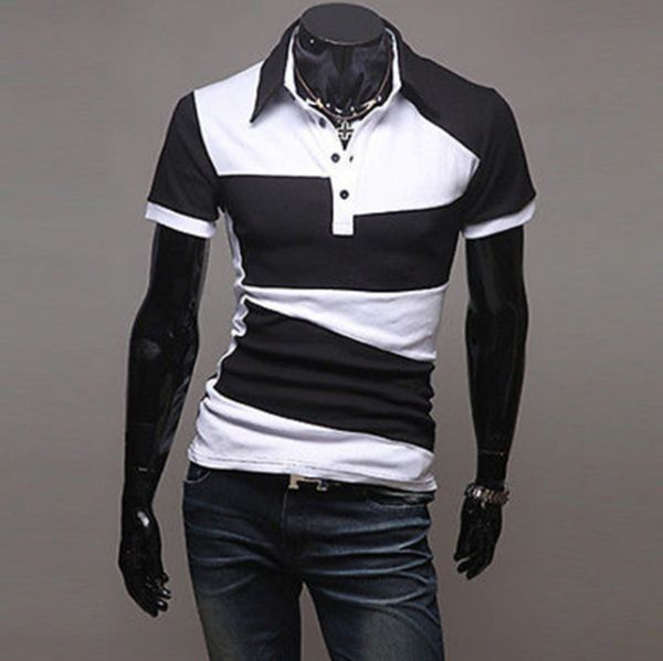 Summer Polo Casual Turn-Down Collar - (M-XXL)