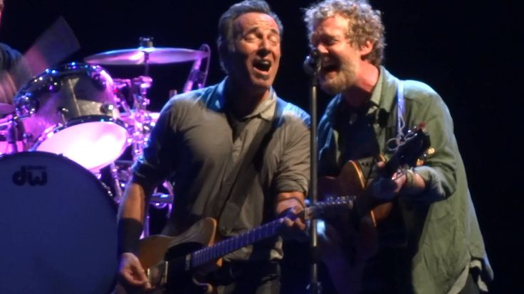 Bruce Springsteen - 2013-07-27 Kilkenny - Drive All Night with Glen Hans...
