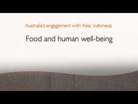 Food and human wellbeing (Years 9, 10)
