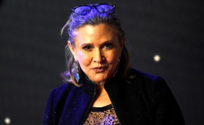 Muere la actriz Carrie Fisher, la princesa Leia de Star Wars | El Puntero