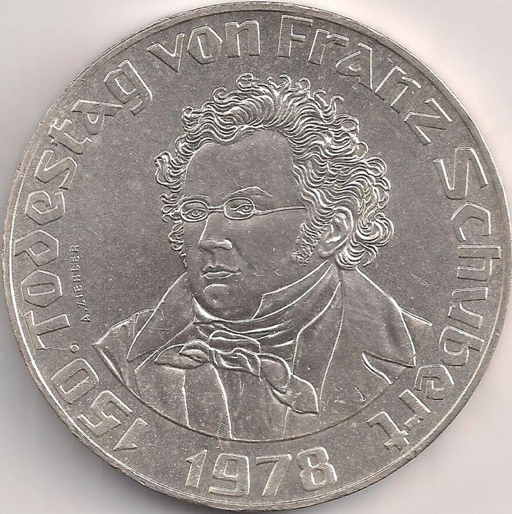 Motivseite: Münze-Europa-Mitteleuropa-Österreich-Schilling-50.00-1978-Franz Schubert