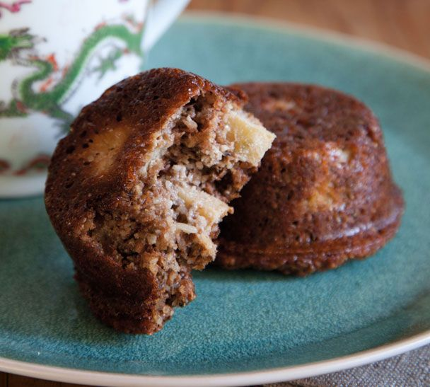 If you're trying to eat well but still fancy a sweet treat at morning or afternoon tea, bake up a batch of these chia and honey bran muffins from my new winter annual. If you don't have feijoas use apple or pear instead, and if you're gluten-free use rice bran. The recipe's on my website here http://www.annabel-langbein.com/recipes/kickstart-breakfast-cakes/2016/ #recipeoftheweek