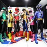 How to Make a Power Rangers Costume | eHow