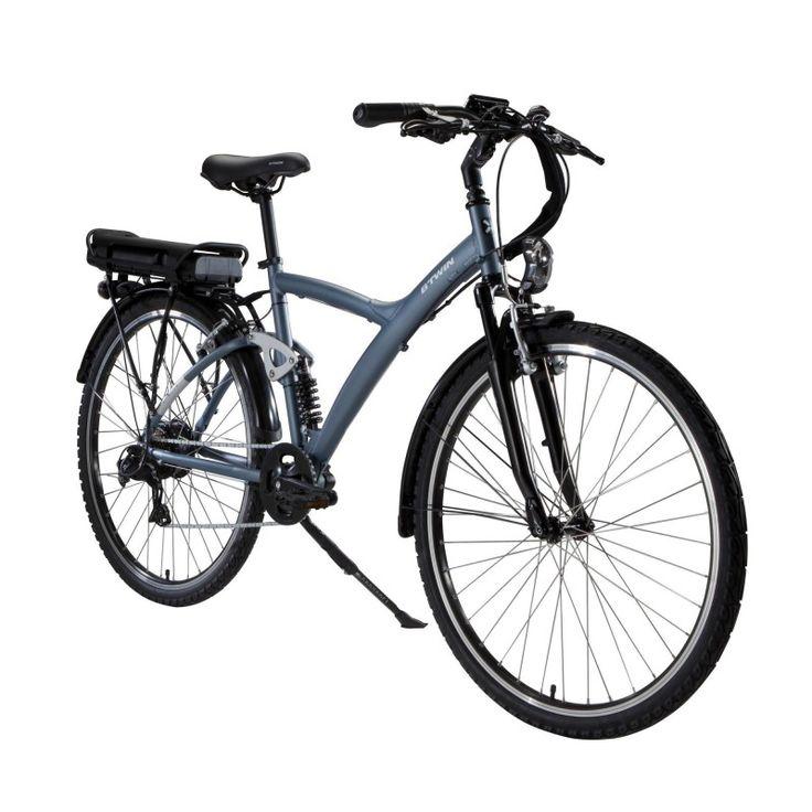 Vélo Electrique Decathlon, achat VAE TOUT CHEMIN ORIGINAL 900E pas cher prix Decathlon 999.00 €