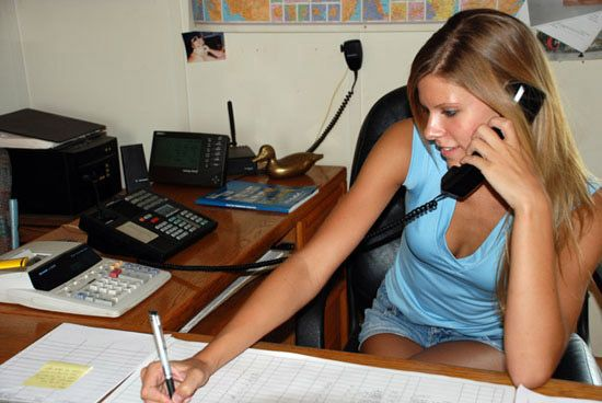 List Of Clerical Skills The O Jays Receptionist And Police