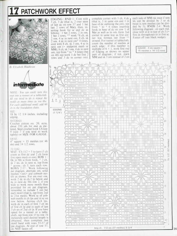 Decorative Crochet Magazines 19 - Gitte Andersen - Picasa Web Albums