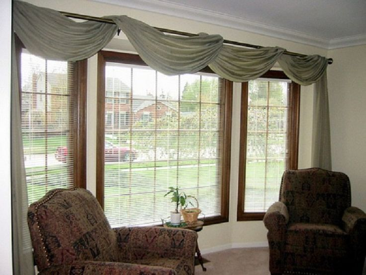 Window Treatment For Large Windows Curtain Designs
