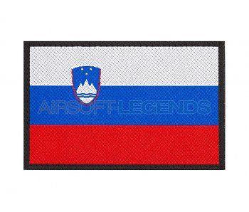 Claw Gear Slovenia Flag Patch