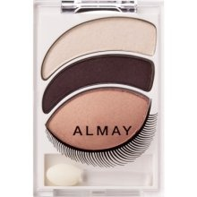 My favorite Almay eyeshadow trio.  It's for brown eyes but mine are blue. Still looks nice.