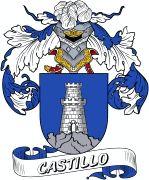 De Castillo Spanish Coat Of Arms www.4crests.com #coatofarms #familycrest…
