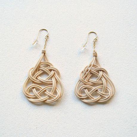 ARABESQUE earrings1 / AR301 (ピアス) | sirisiri