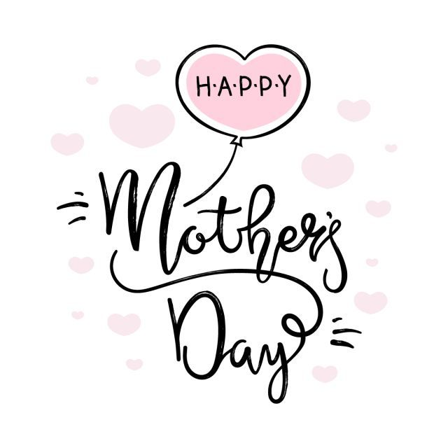 Happy Mothers Day Card Mothers Day Clipart Mother Typography Png And Vector With Transparent Background For Free Download Happy Mother S Day Card Happy Mom Day Happy Mothers Day Letter