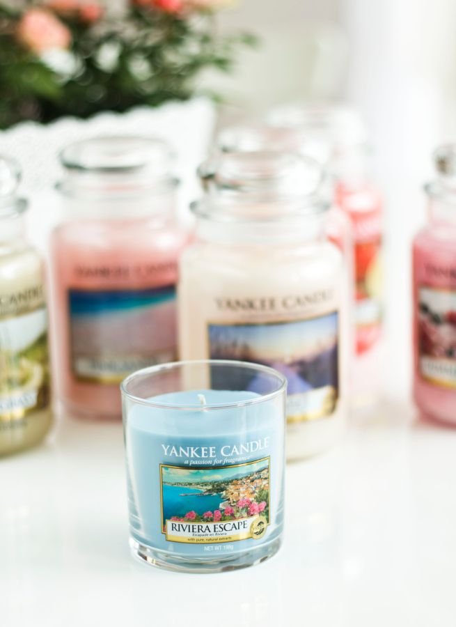 Yankee Candle Riviera Escape http://www.iperfumy.pl/yankee-candle/riviera-escapewieczka-zapachowa-classic-dua/