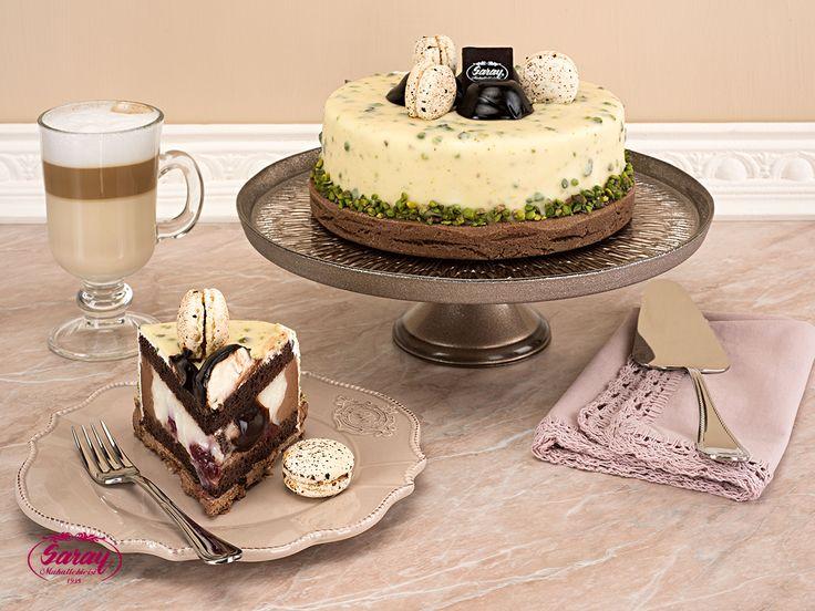 Saray Muhallebili Pasta