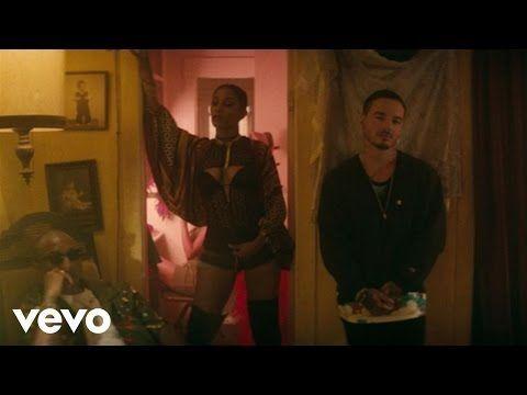 J Balvin - Safari ft. Pharrell Williams, BIA, Sky - YouTube