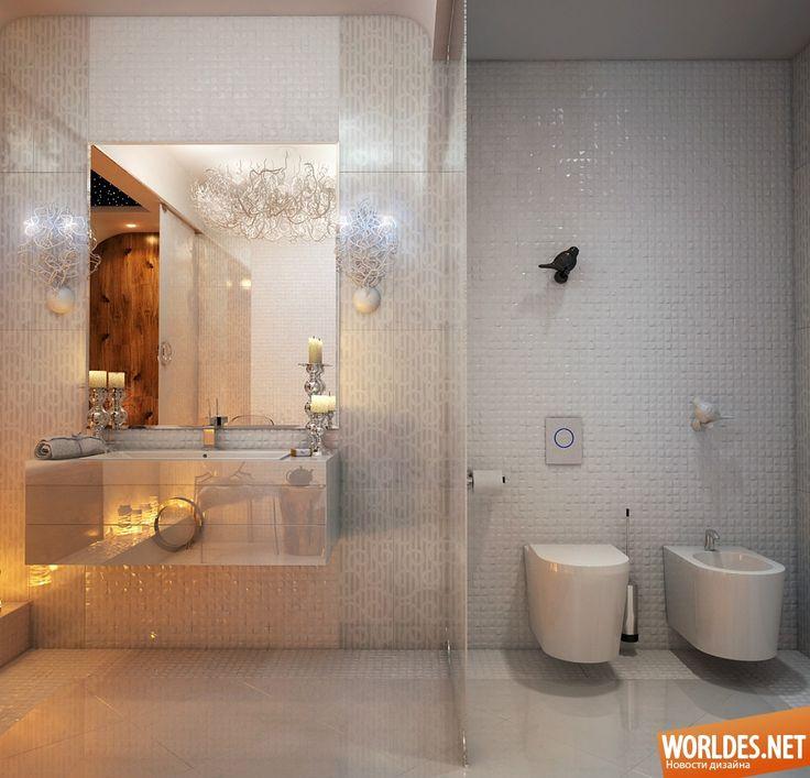 Роскошные ванные комнаты фото 5