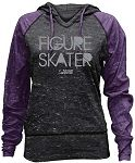 Figure skating apparel - Annabelle triblend hoodie