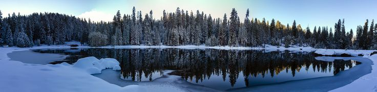 Breaking Dawn - Pano - Sequoia by Pat Dwyer on 500px