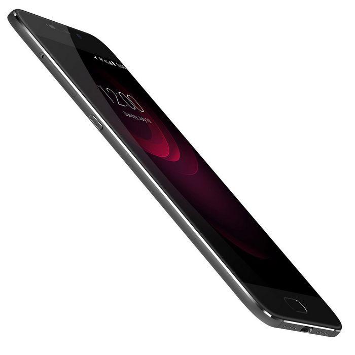 "UMI Plus 5.5"" Octa-Core Android 6.0 4G Phone w/ 4GB RAM 32GB ROM -Grey"