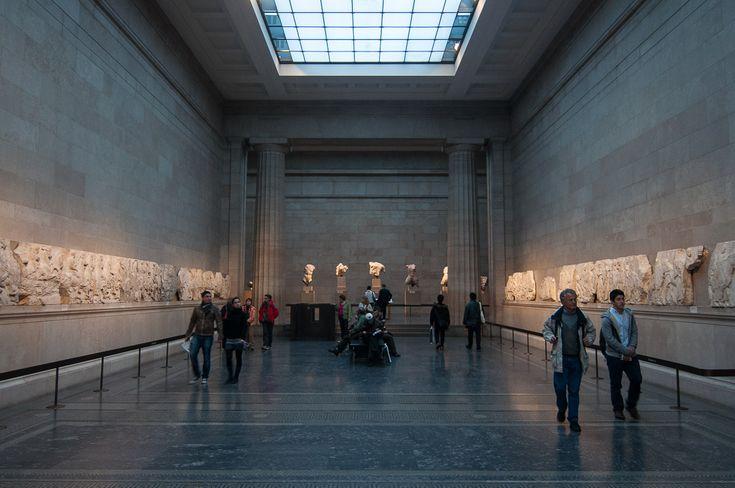 La Historia del mundo está en el Museo Británico - Artículos de viaje