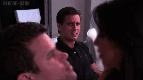 Unreal GIFs of Scott and Mason Disick to Get You Through Your Friday - Betches Love This