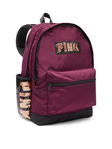 4222a99688b Victoria s Secret Pink Bling Campus Backpack
