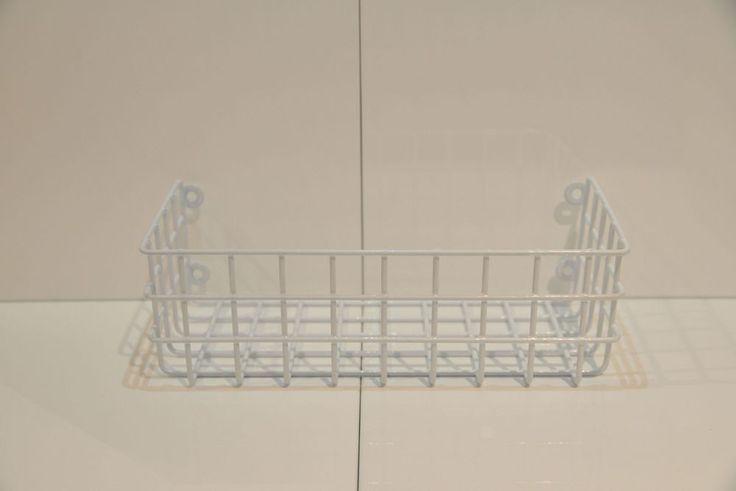 Kitchen Storage Wire Spice Rack 230mm L x 100mm W x 80mm H