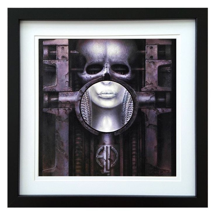 ELP | Brain Salad Surgery Album | ArtRockStore