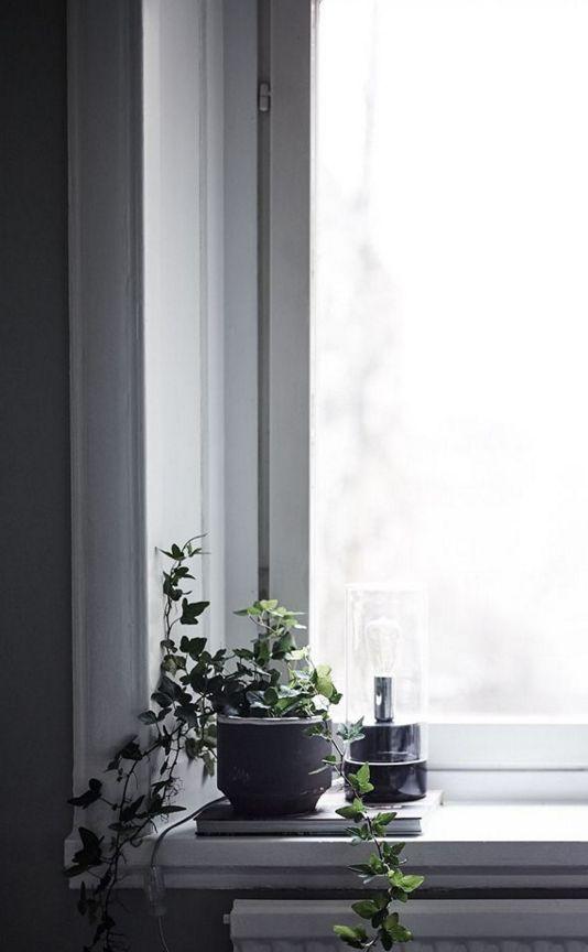 Home in grey - via cocolapinedesign.com