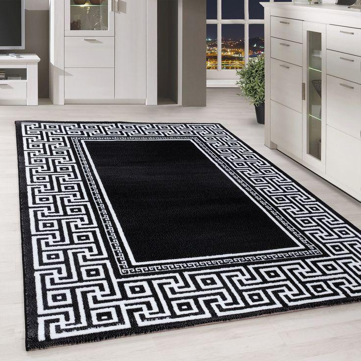 28++ Teppich muster schwarz weiss Sammlung