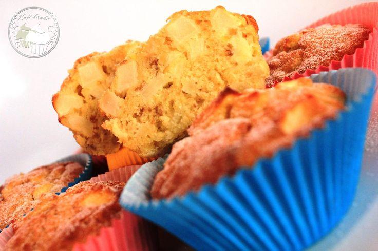 Apfel-Orangen-Muffins