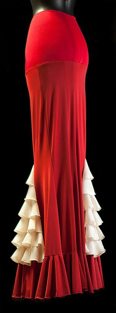 Flamenco dance skirts - visit our website: www.LaSonanta.com