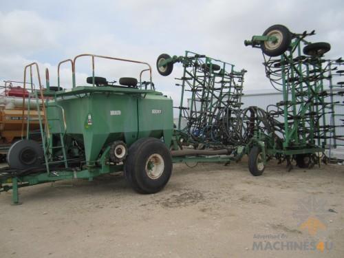 1999 SMALE MULTISEEDER AIRSEEDER - http://www.machines4u.com.au/browse/Farm-Machinery/Planting-Seeding-Tillage-194/Airseeder-1082/