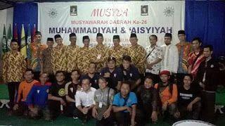 Kabar Persyarikatan: Musda Muhammadiyah Kebumen