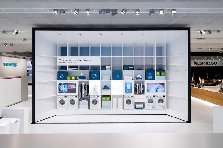Siemens - IFA Berlin 2013   Schmidhuber   Exhibition Design