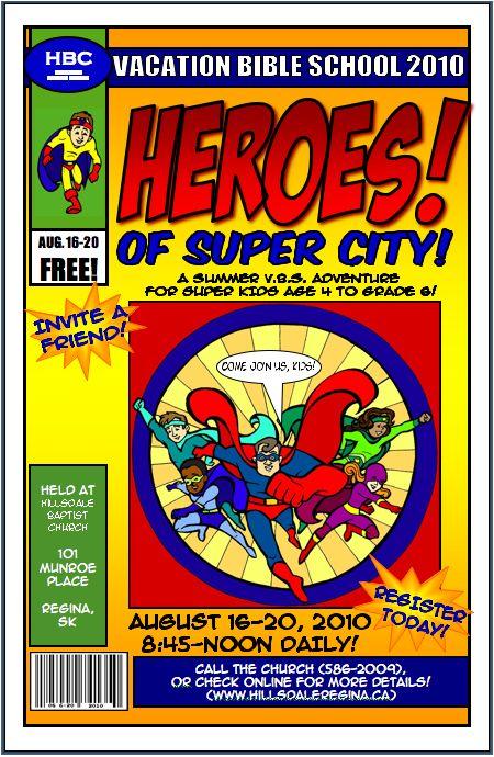 108 best superhero vbs ideas images on pinterest school child vbs heroes of super city saigontimesfo
