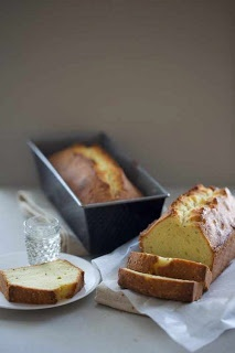 Almond Honey Pound Cake | Lets be sweet | Pinterest