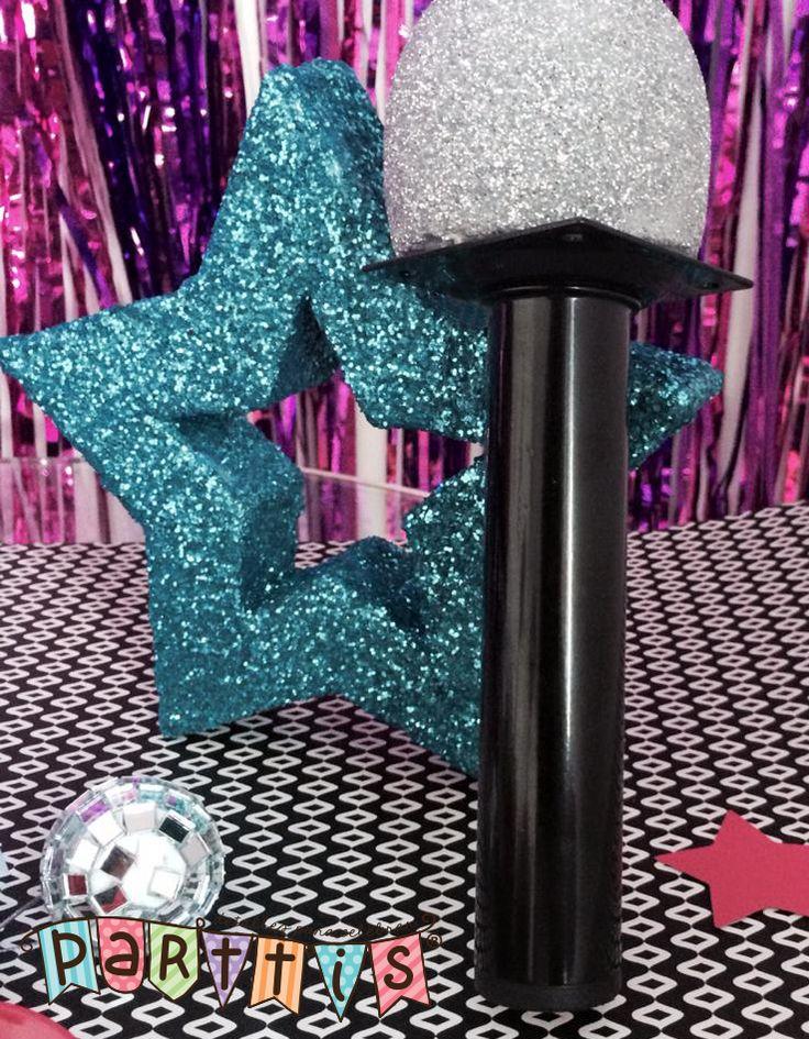 PARTTIS :: Mayane's superstar party :: Fiesta de super-estrella de Mayane (rockstar, popstar)