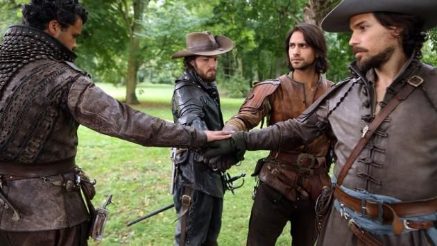 The Musketeers Season 2 Episode 10 Review: Trial and Punishment ...