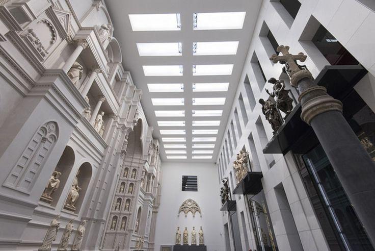 Nuovo Museo Opera del Duomo di Firenze. Natalini, Guicciardini & magni Architetti