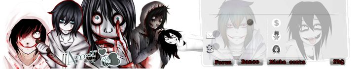 jeff the killer amor doce